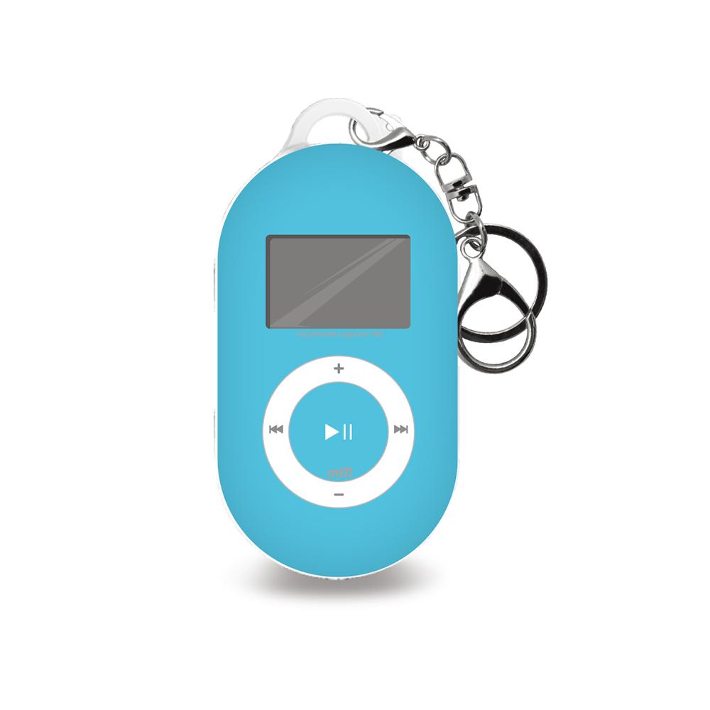 웨이브스튜디오 소울 디자인 갤럭시 버즈플러스 케이스, 뉴레트로 MP3 G