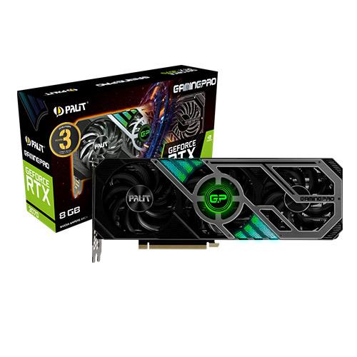 팰릿 지포스 RTX 3070 GAMINGPRO D6 8GB 그래픽카드