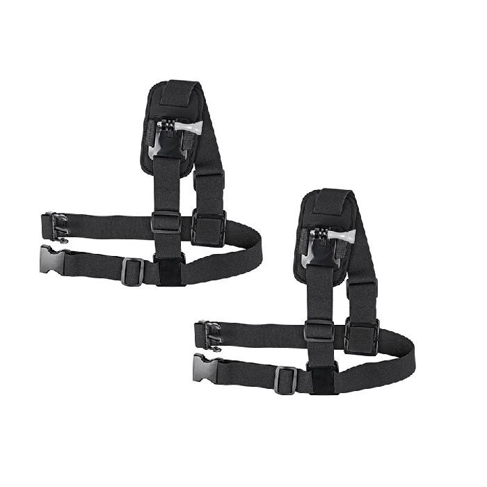 고프로 액션캠 숄더 가슴 스트랩, GO-105, 2개-7-4360499566
