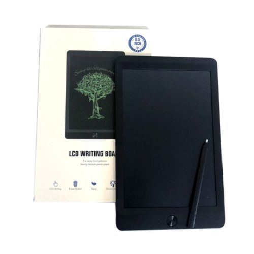 LCD 전자 만능 그림패드 160 x 250 mm, 블랙