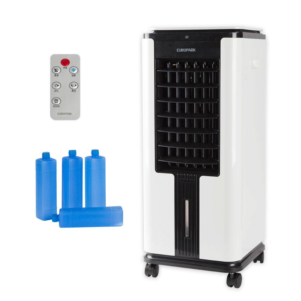 유로파크 리모컨 에어쿨러 냉풍기, EURO-507 (POP 1762641493)
