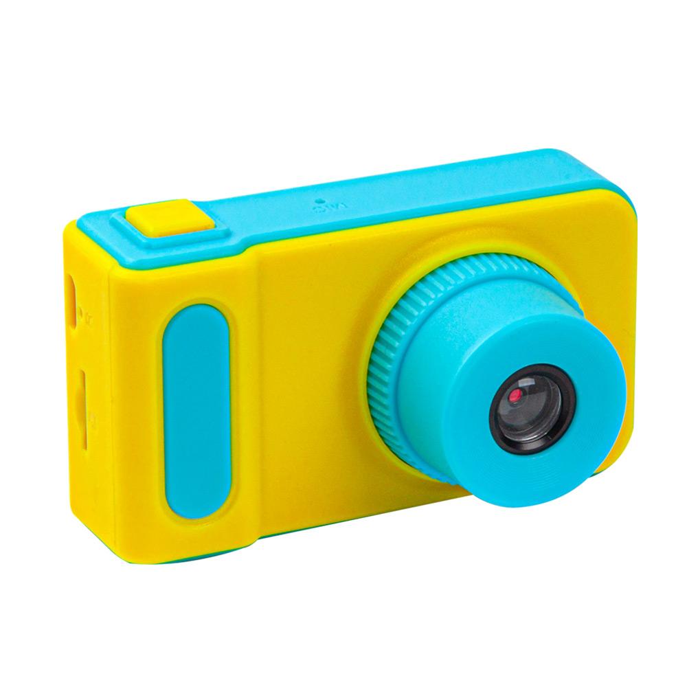 보냄 키디팡 디지털 토이카메라, 블루, 1개