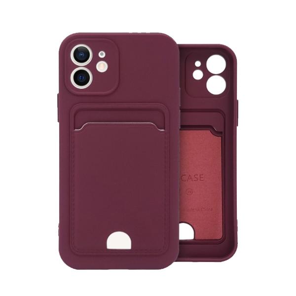 까미또 크레용 소프트 카드 휴대폰 케이스-20-5497611296