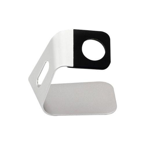 [워치 거치대] 포유 애플워치 알루미늄 충전 거치대, 실버 - 랭킹7위 (7810원)
