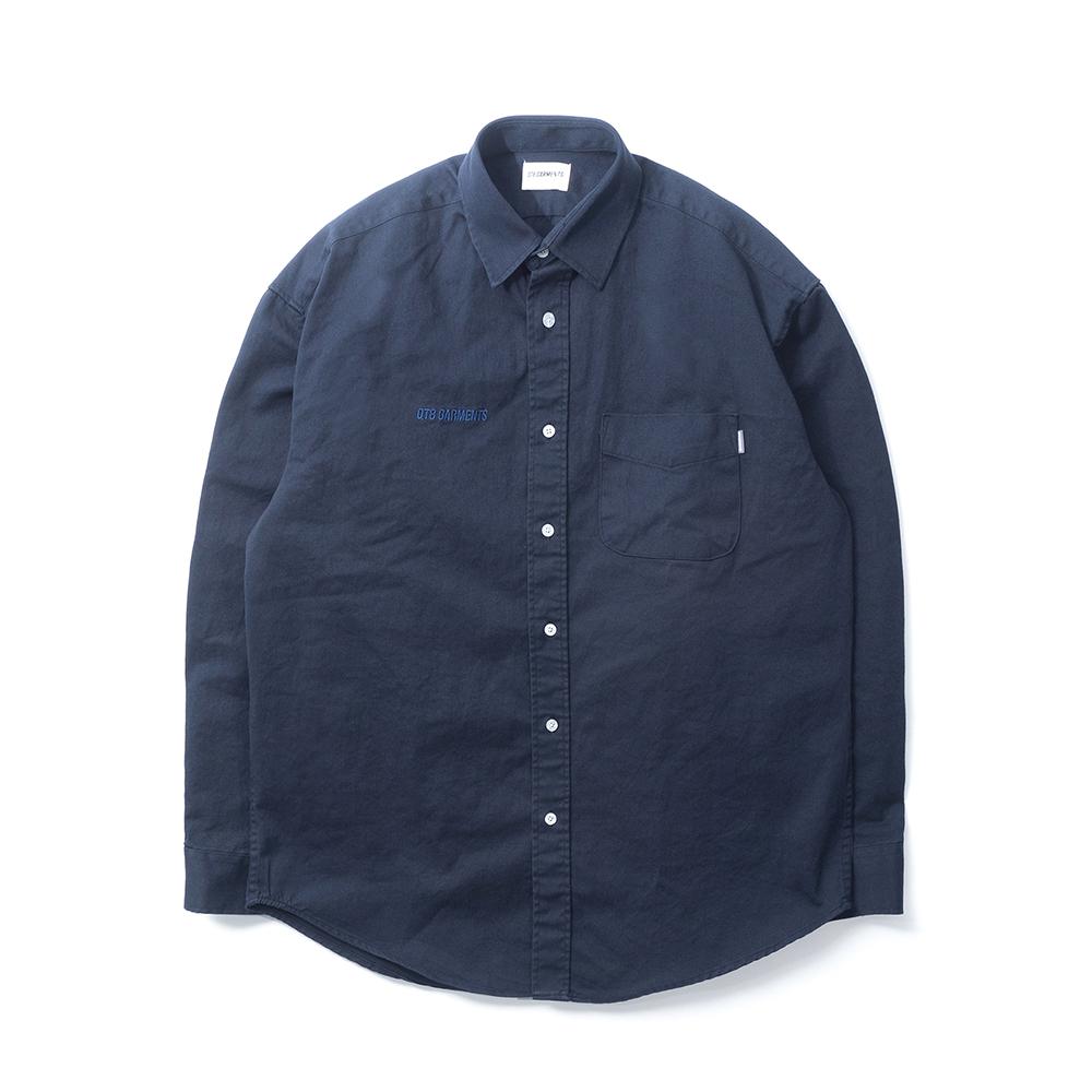 큐티에잇 가먼츠 DA Cotton Oversize 캐주얼 셔츠