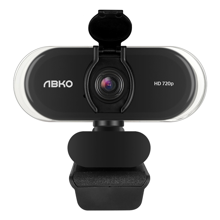 [고화질 웹캠] 앱코 HD 웹캠 APC720 LITE, 블랙 - 랭킹10위 (18750원)