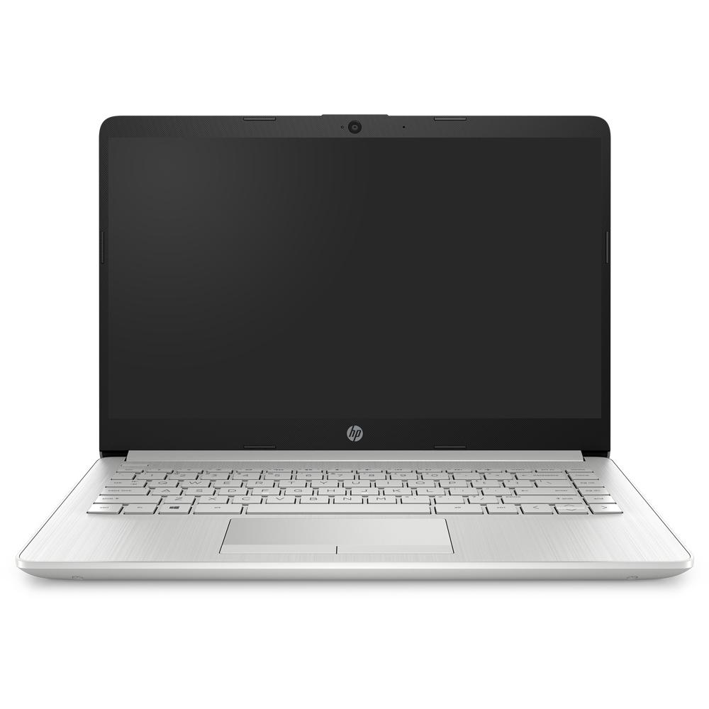 HP 14s 노트북 네츄럴 실버 14s-cf2056TU (펜티엄 골드-6405U 35.56cm), 미포함, NVMe 128GB, 4GB