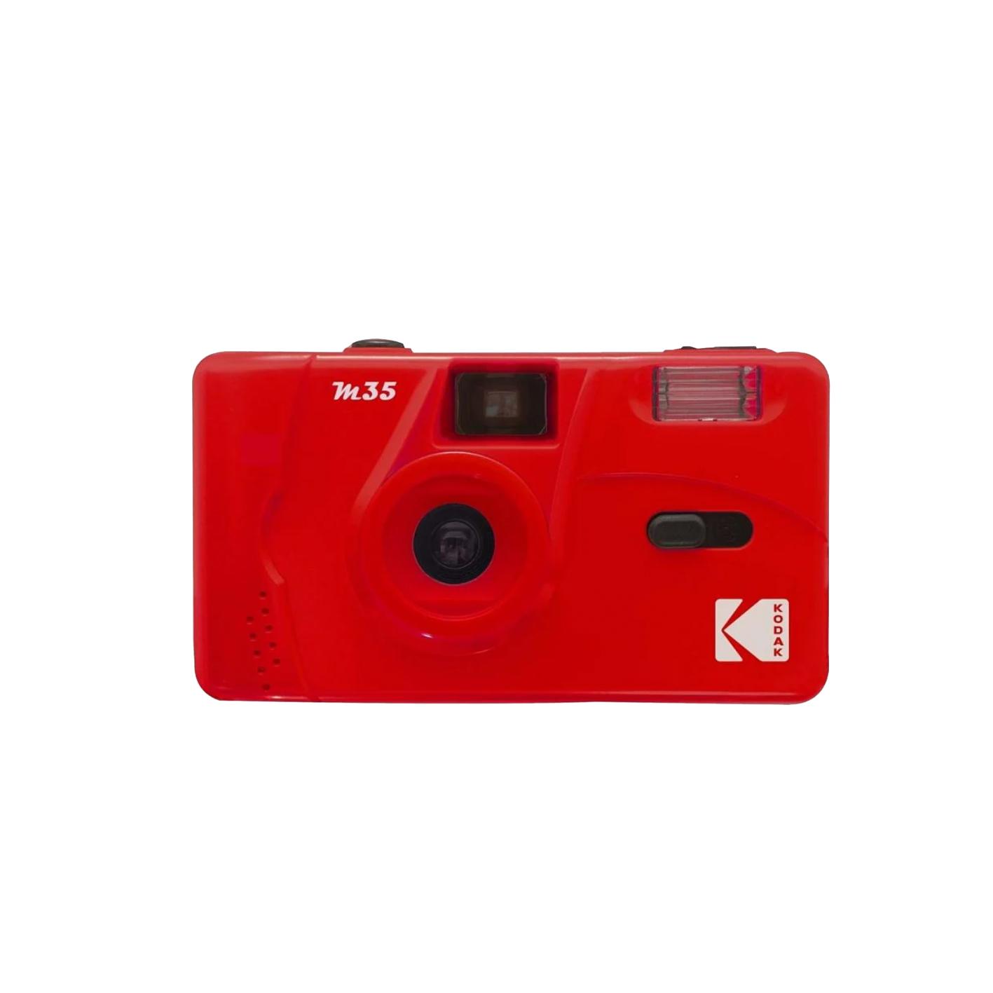 코닥 토이카메라 레드 M35, 1개