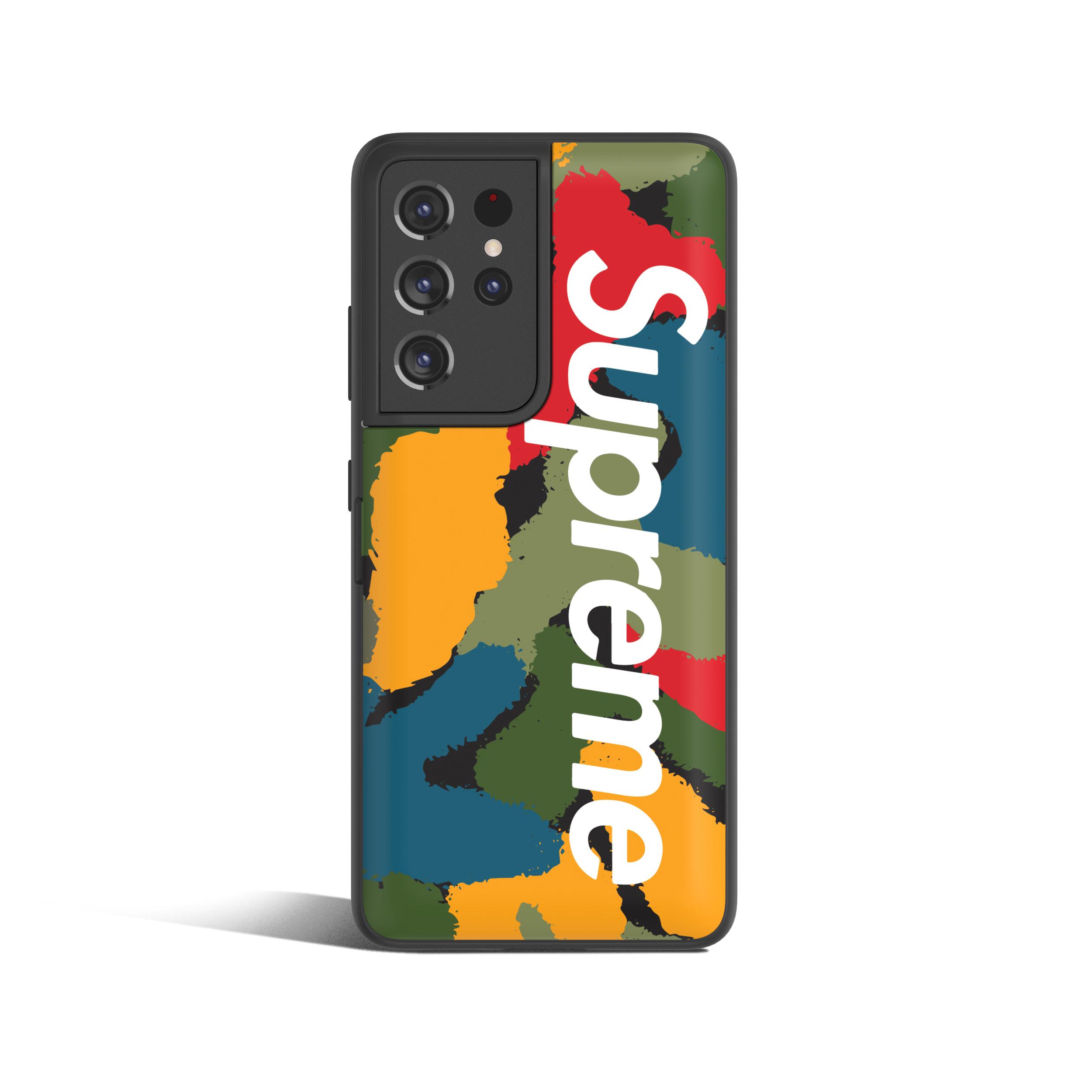 [범퍼케이스] 슈프림 밀리터리 카드 도어범퍼 휴대폰 케이스 - 랭킹59위 (22000원)