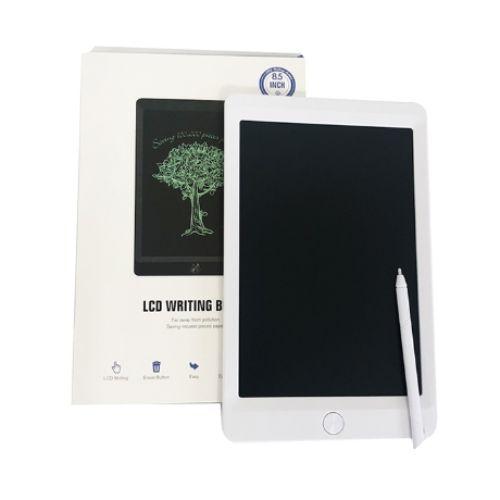 LCD 전자 만능 그림패드 151 x 232 mm, 화이트