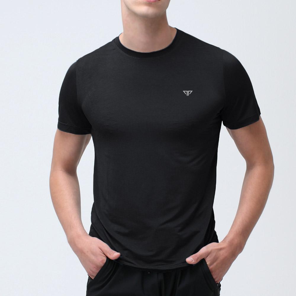 에이티에이 남성용 아이스 기능성 반팔 티셔츠