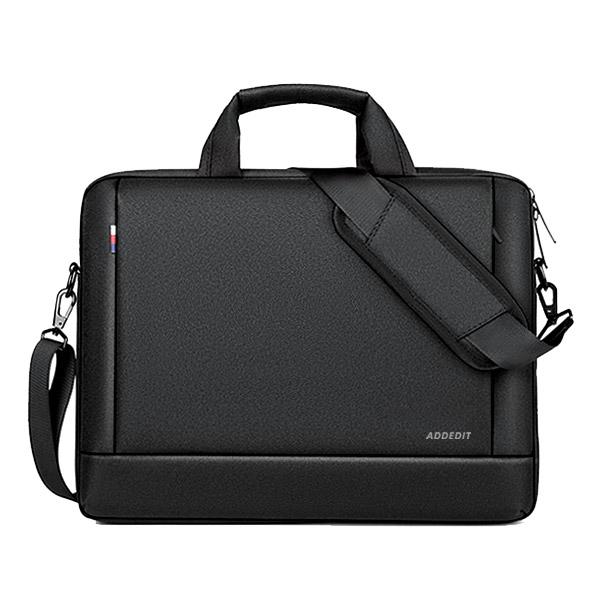 애드에딧 셀렉션 노트북 서류가방  블랙타거스 39.624cm 노트북 클래식 플러스 탑로딩 서류 가방 CN515AP캔버스 대용량