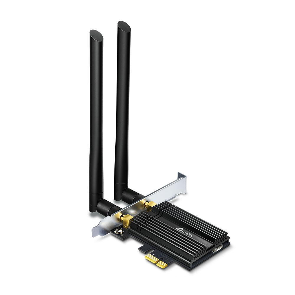 티피링크 Wi Fi 6 블루투스 5.0 PCIe 무선랜카드 데스크탑용, Archer TX50E