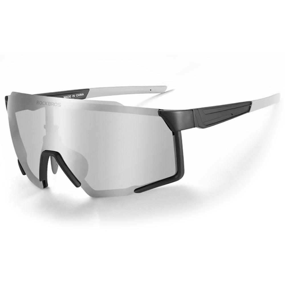 락브로스 스포츠고글 자전거고글 SP22BK, 블랙-12-5608470189