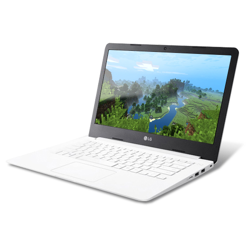 LG전자 울트라 화이트 노트북 14U390-ME1TK (셀러론-N4100 35.5cm WIN10 S)  포함  192GB  4