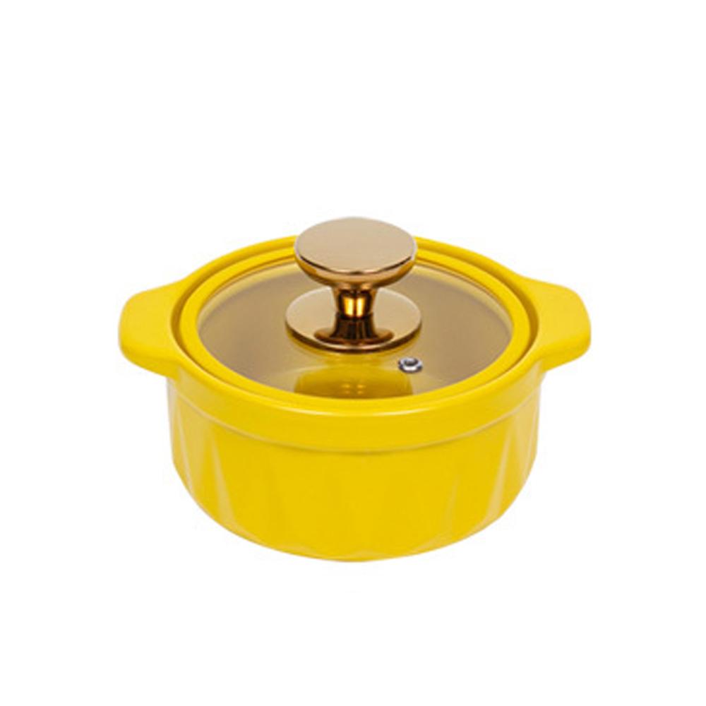 까르투하 퀀텀 세라믹 양수냄비, 옐로우, 16cm