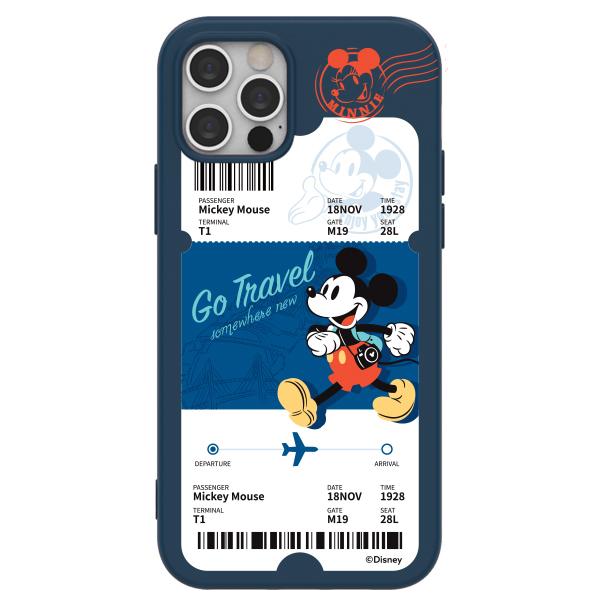 디즈니 트래블 소프트 휴대폰 케이스
