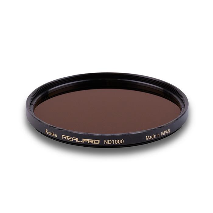 겐코 반사방지 멀티코팅 카메라 필터 49mm, REAL PRO ND1000