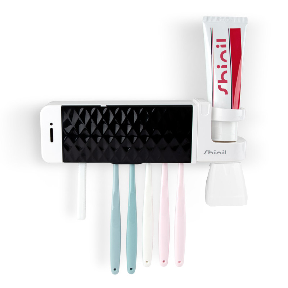 신일 분리형 UV 살균 칫솔 건조기 STD-2501UV, 혼합색상