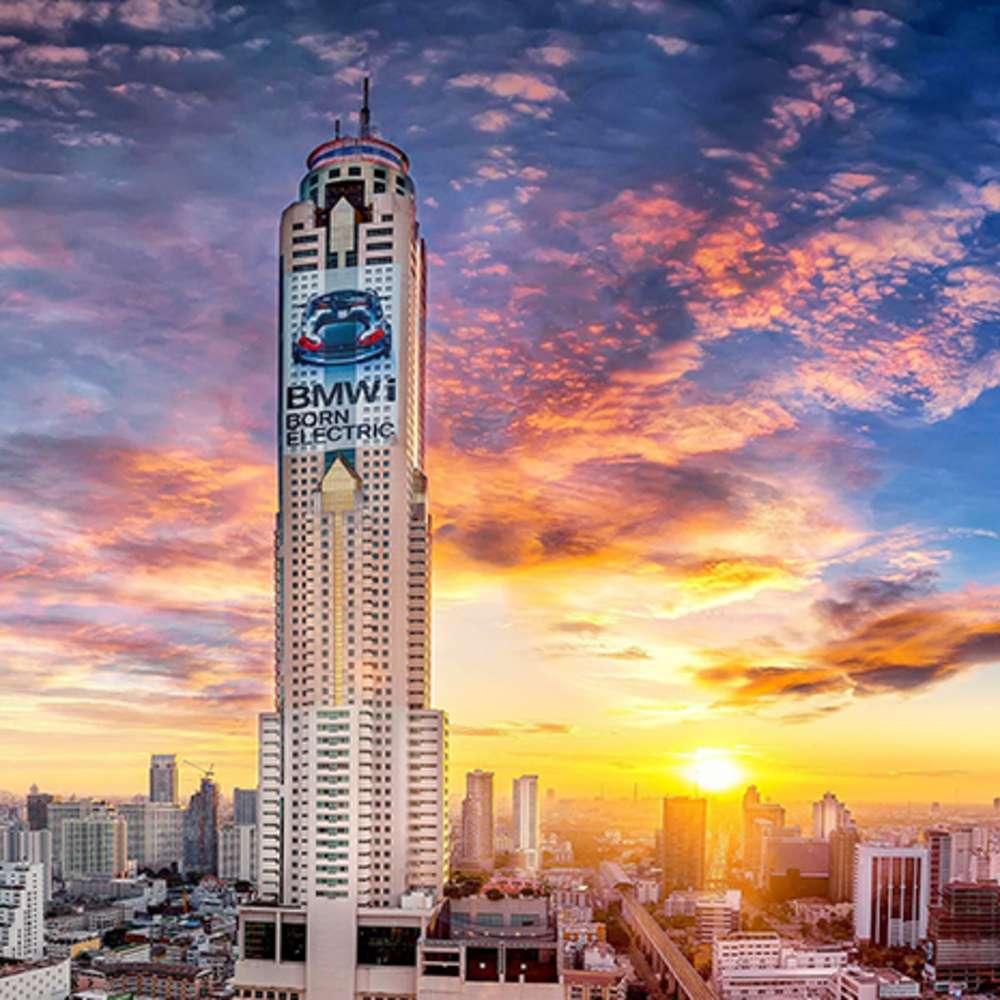 [방콕] 바이욕 스카이호텔 뷔페 이용권