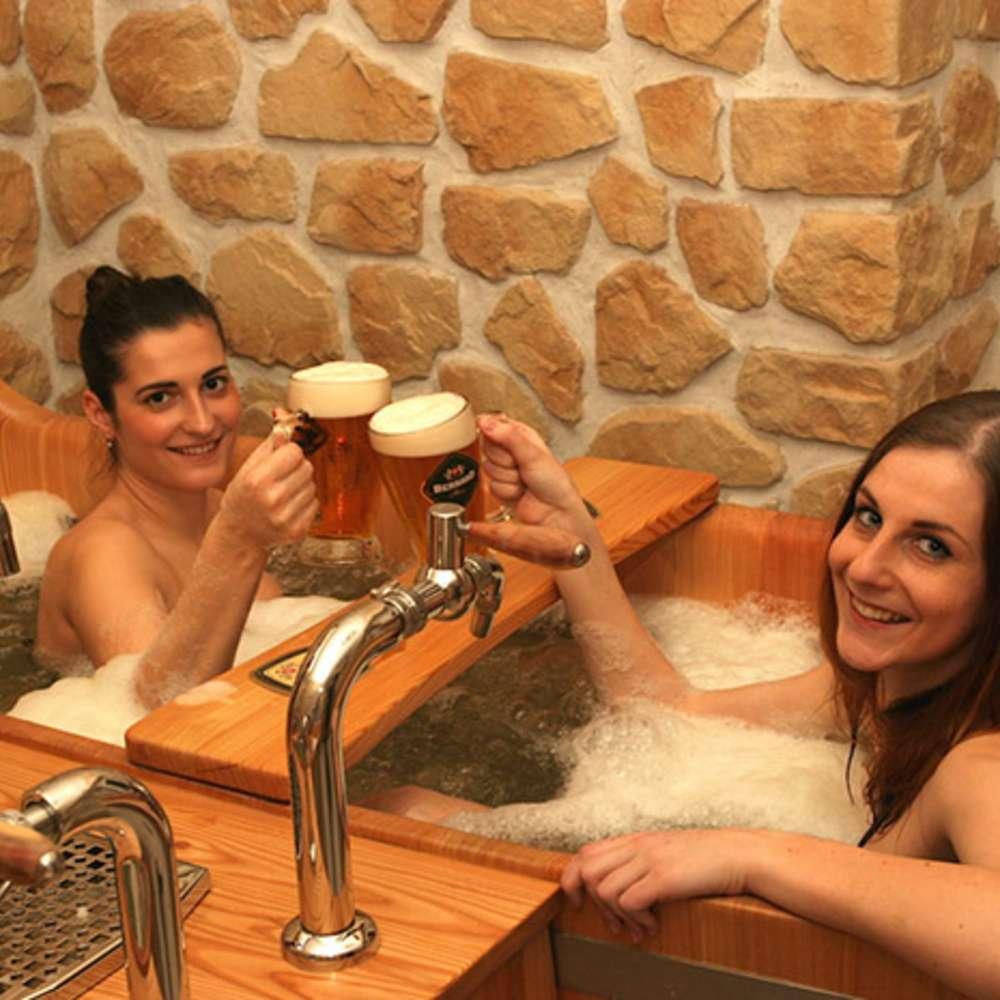 [유럽] 프라하 맥주 원료 비어스파 체험
