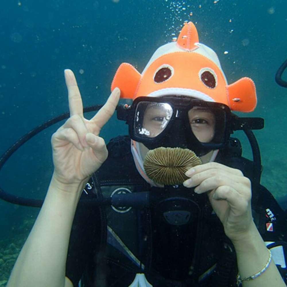 [코타키나발루] 가야섬+체험다이빙