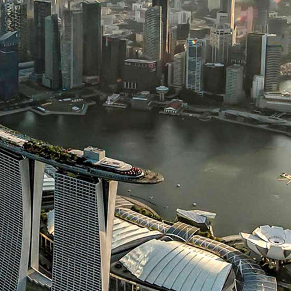 [싱가포르] 콤보팩(가든스+리버크루즈+마리나베이+펀비)
