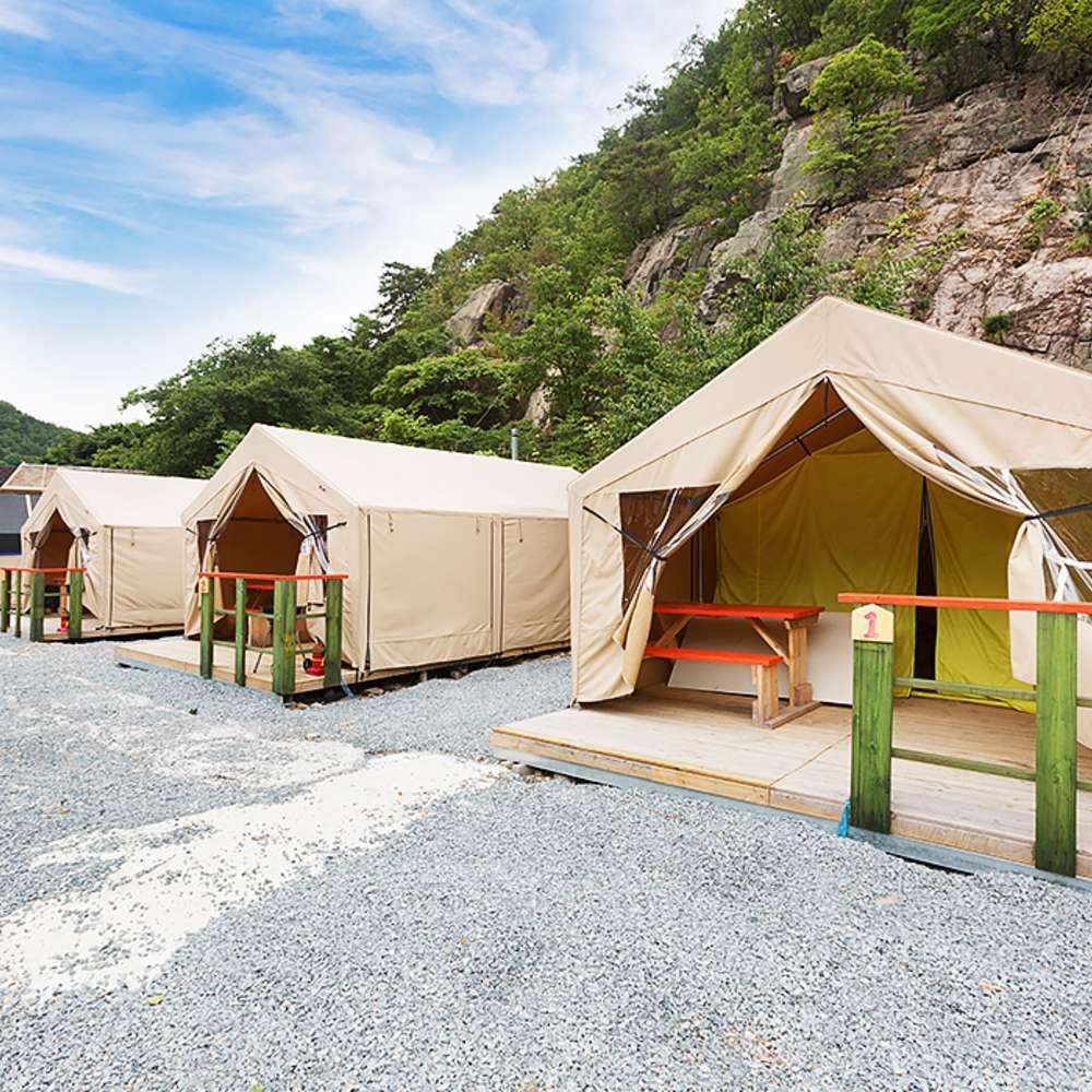 [청도군] 강산에 펜션&캠핑장