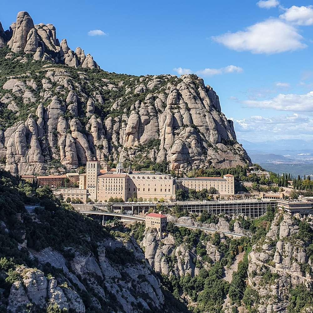 [스페인] 세계 4대 성지, 몬세라트 워킹투어