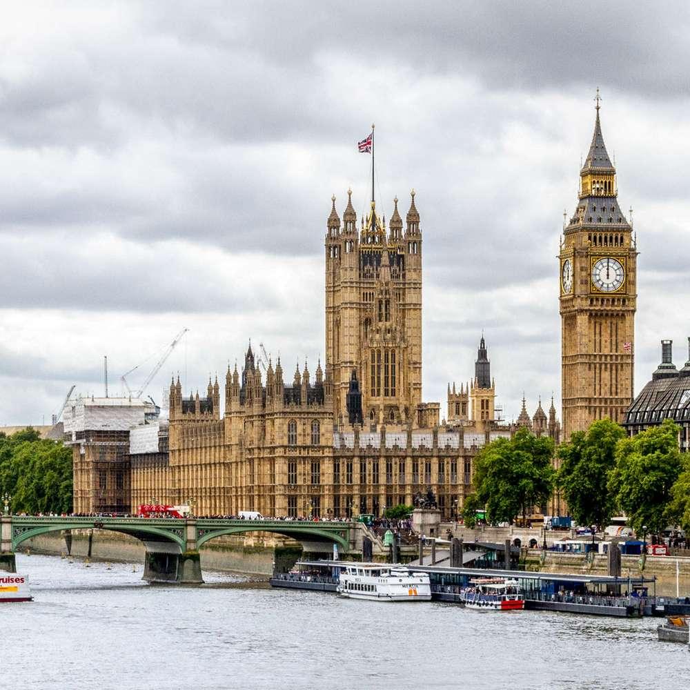 [영국] 역사 피크닉, 런던 핵심 워킹투어