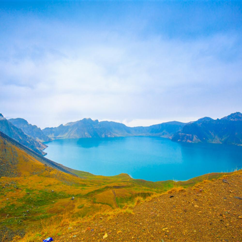 [대련] 백두산(서파) 대련 -금강대협곡,압록강.고구려유적지