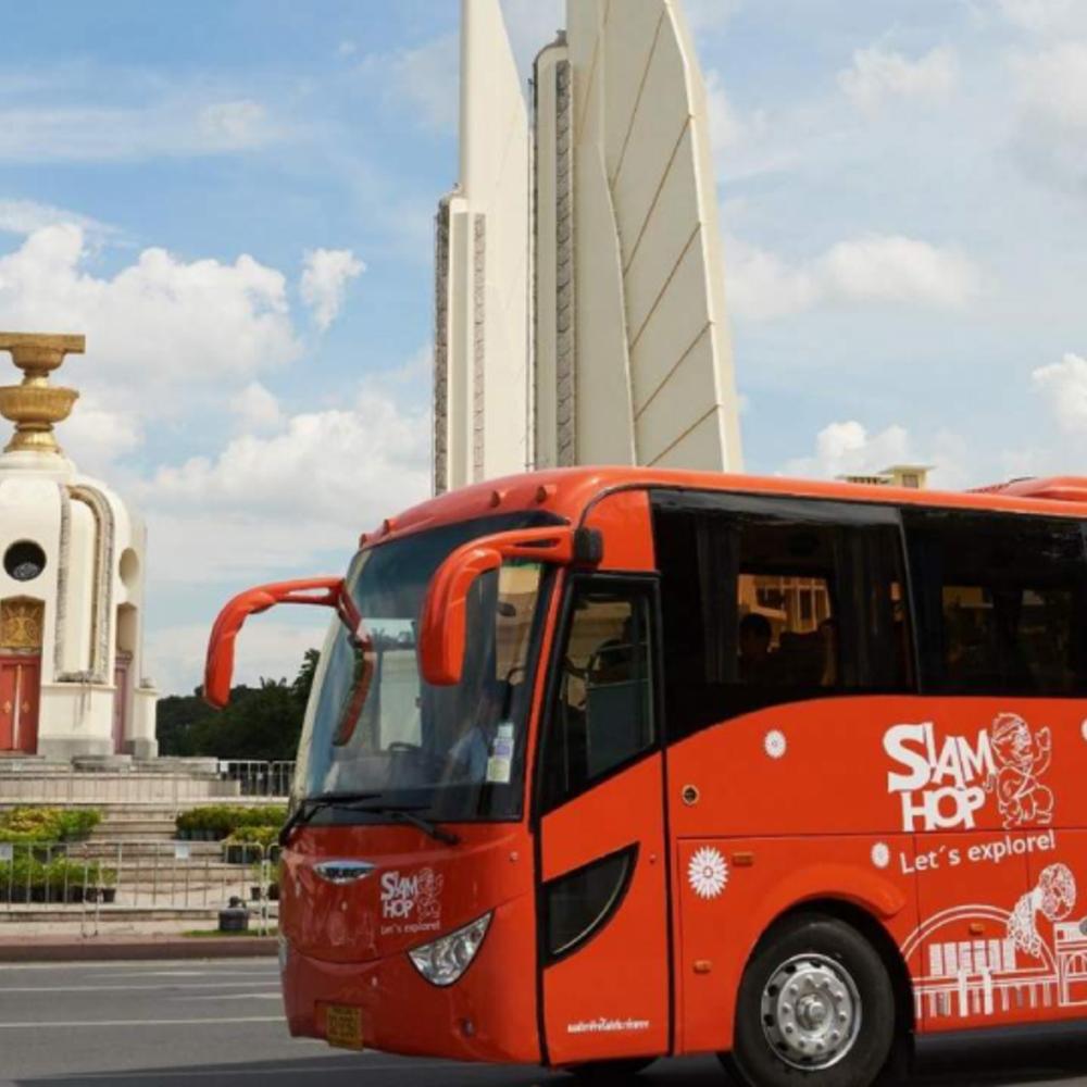 [태국] |방콕| 방콕 시티투어 버스 전 노선 72시간 패스