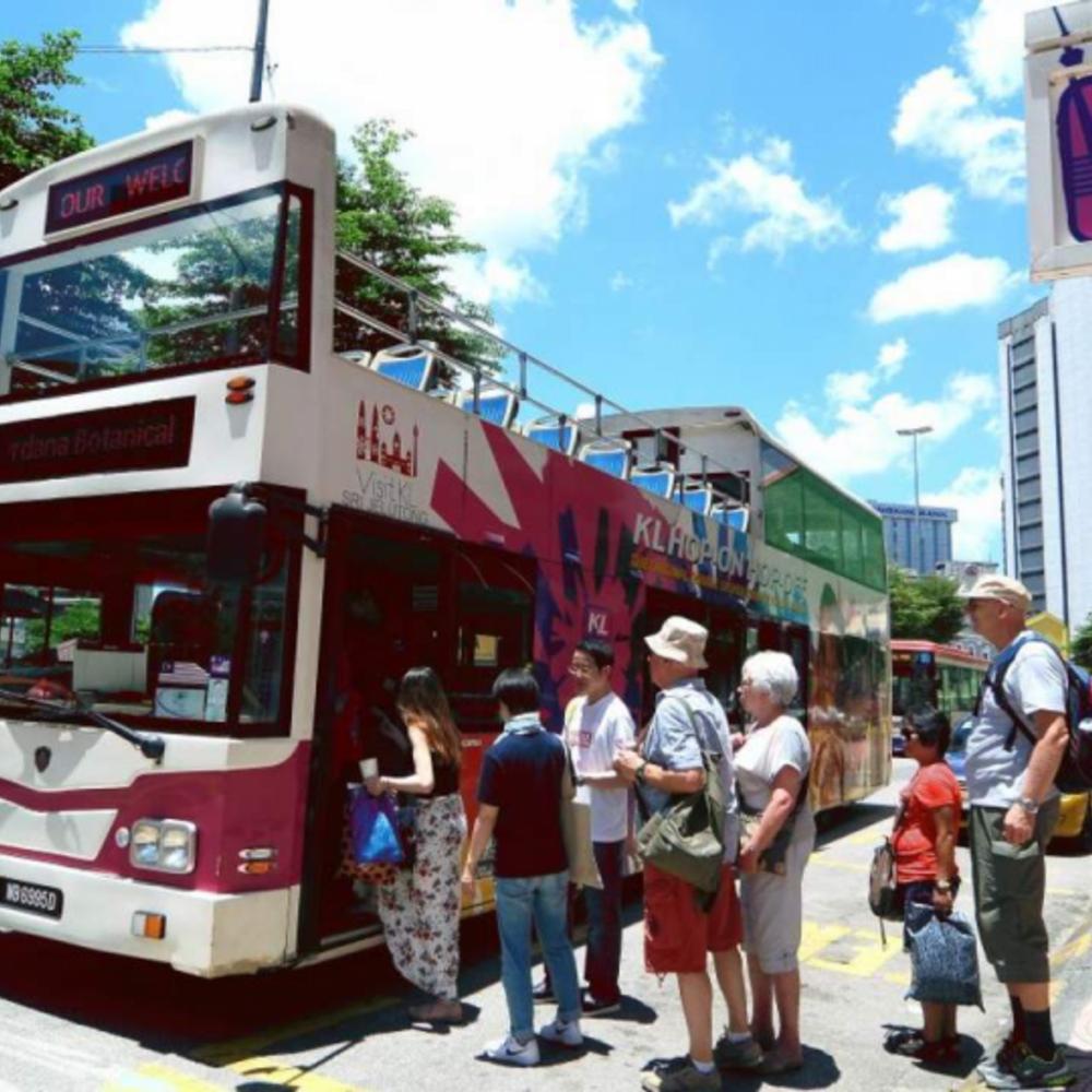 [말레이시아] |쿠알라룸푸르| 쿠알라룸푸르 시티투어 버스 24시간 패스
