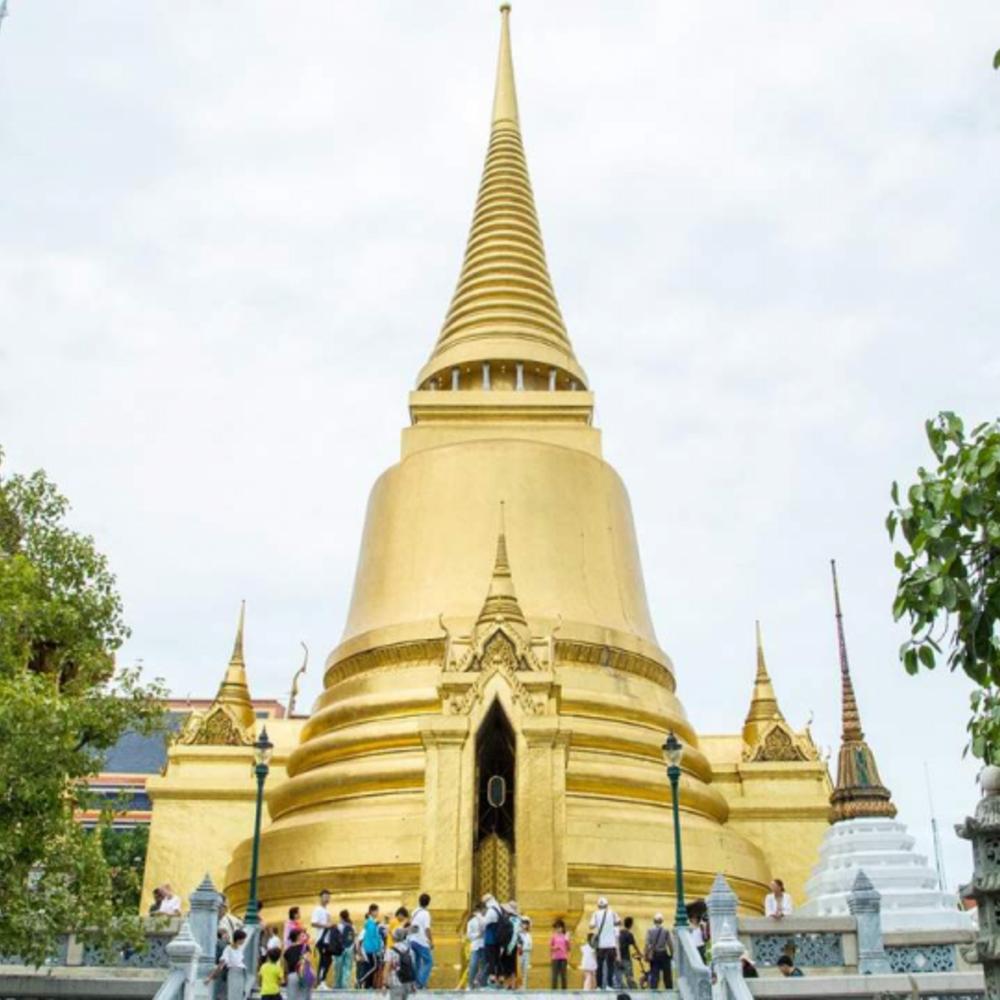 [태국] |방콕| 담넌사두억 수상시장 & 방콕 왕궁 반나절 투어 조인  ( 가이드 불포함)