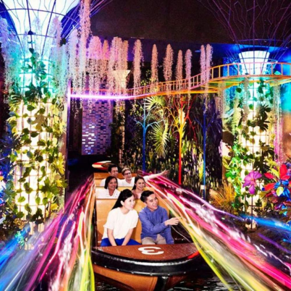 [싱가포르] |싱가포르| 마담투소 입장권 VR 레이싱