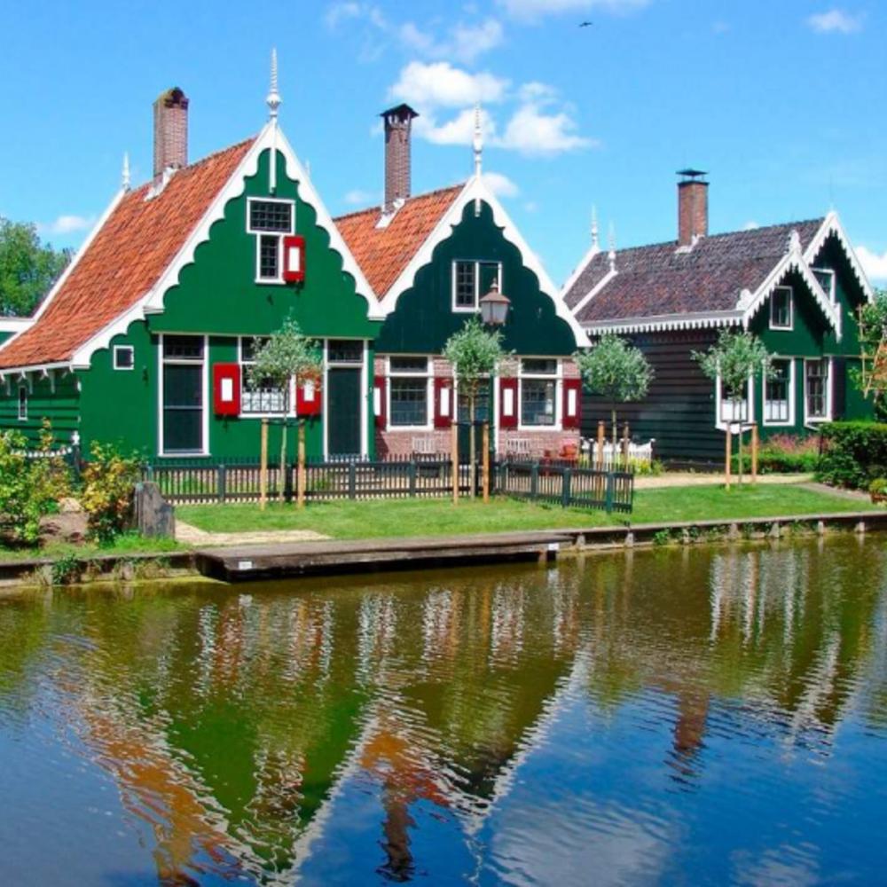 [네덜란드] |암스테르담| 볼렌담 & 에담 & 잔세스칸스 일일 투어 일일 투어