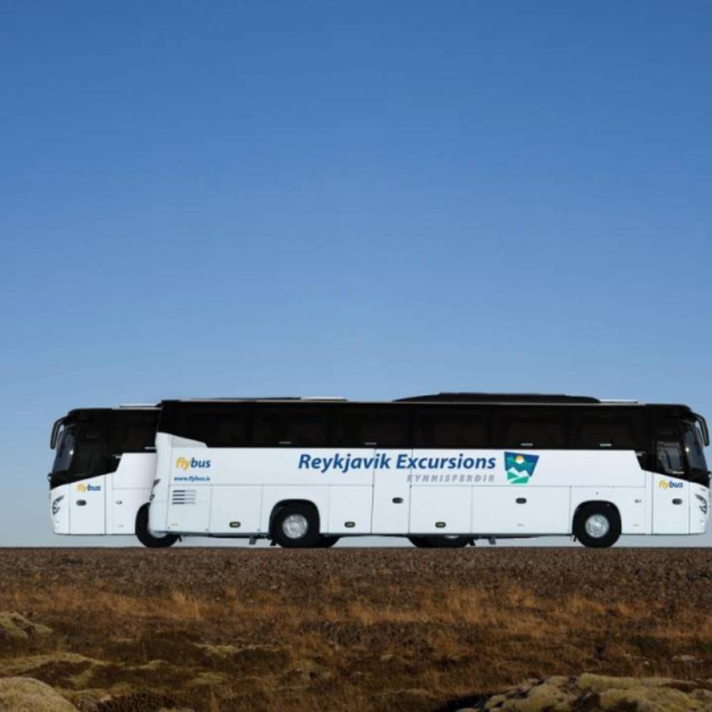 [아이슬란드]  레이캬비크  플라이버스 티켓 편도 (케플라비크 국제공항에서 버스 터미널 이동) (FB