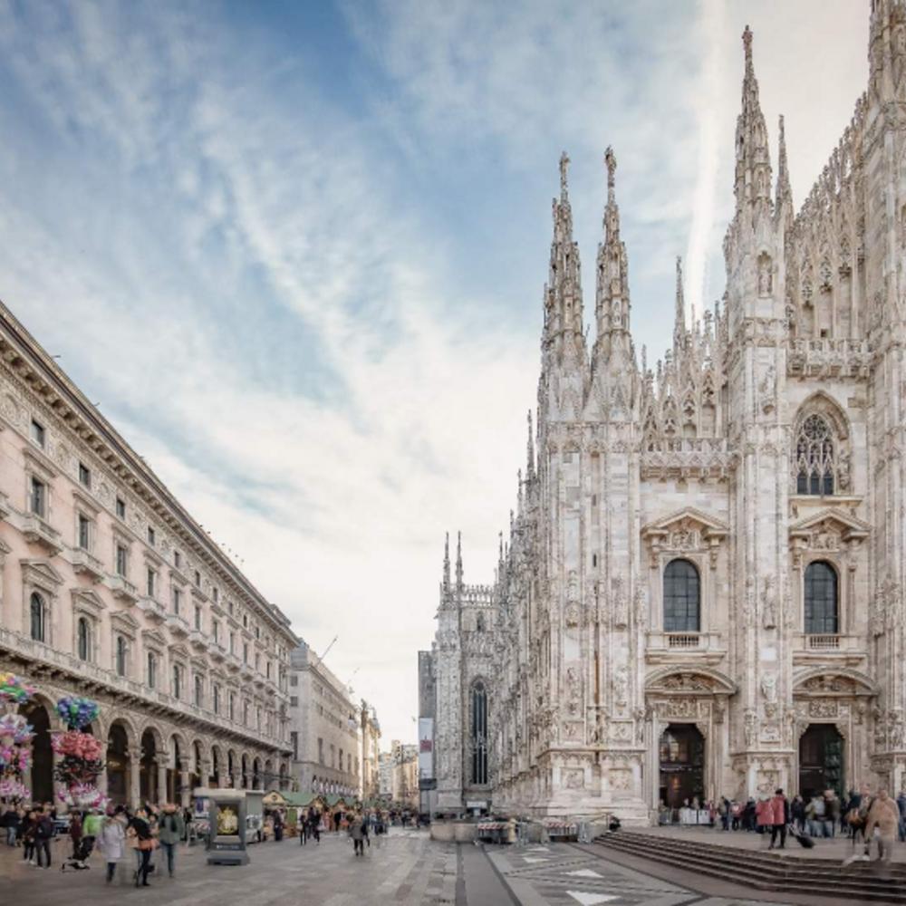 [이탈리아] |밀라노| 밀라노 시내 & 밀라노 두오모 프라이빗 투어 이탈리아어