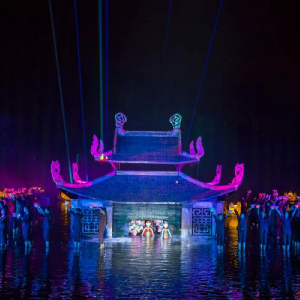 [베트남] |하노이&하롱베이| 하노이 통킨의 정수 쇼 티켓 플래티넘 구역  (외국인 전용)