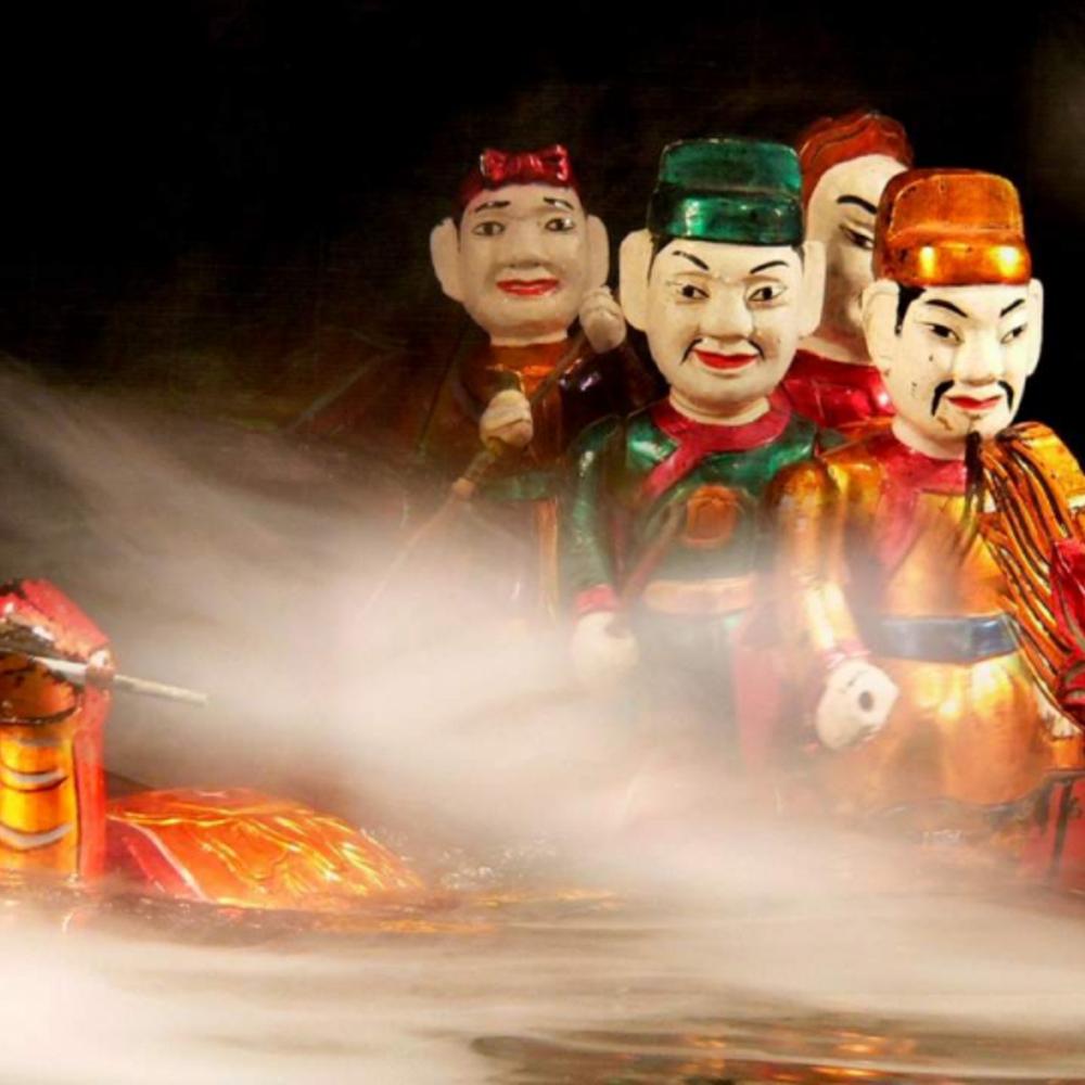 [베트남] |나트랑| 나트랑 수중 인형극 입장권 입장권
