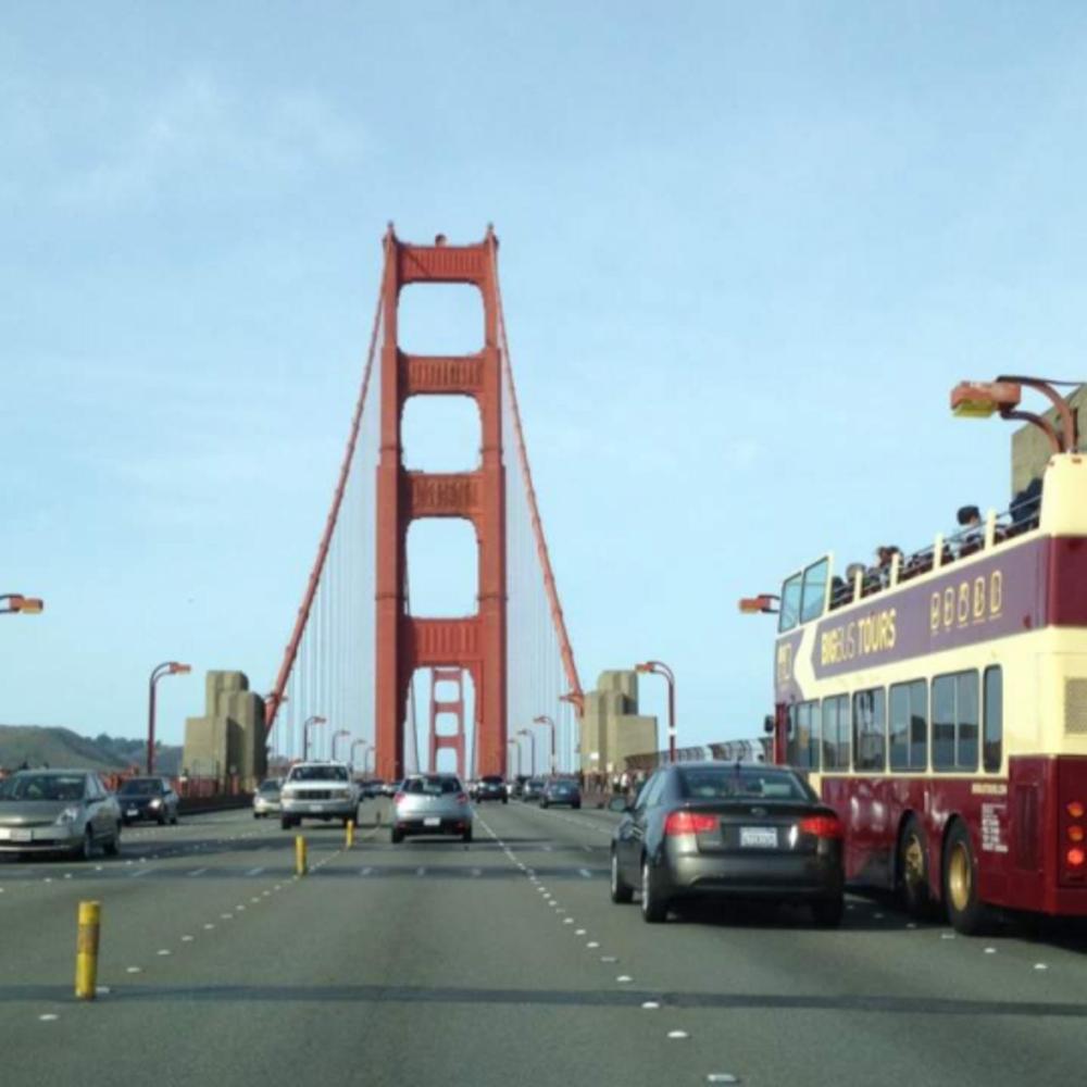 [미국] |샌프란시스코| 골든 게이트 베이 크루즈 & 시티투어 버스 2일 콤보 입장권