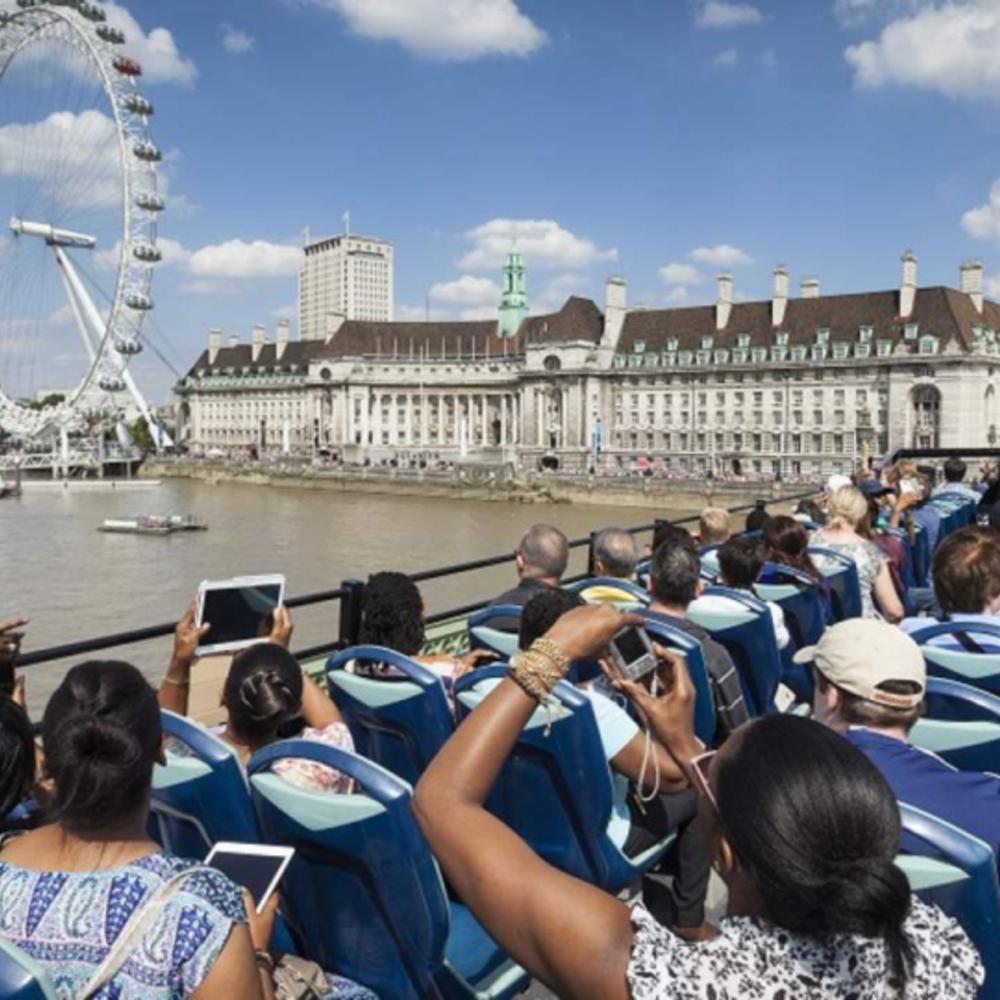 [영국] |런던| 오리지널 투어 - 런던 시티투어 버스 패스 24시간 · 일반 · 마담 투소