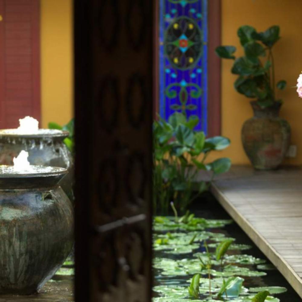 [태국] |방콕| 방콕 오아시스 스파 머리, 등, 어깨 & 발 마사지