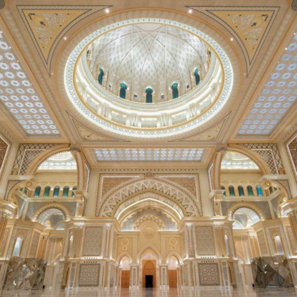 [아랍에미리트] |아부다비| 아부다비 카스르 알 와탄 대통령궁 입장권 입장권