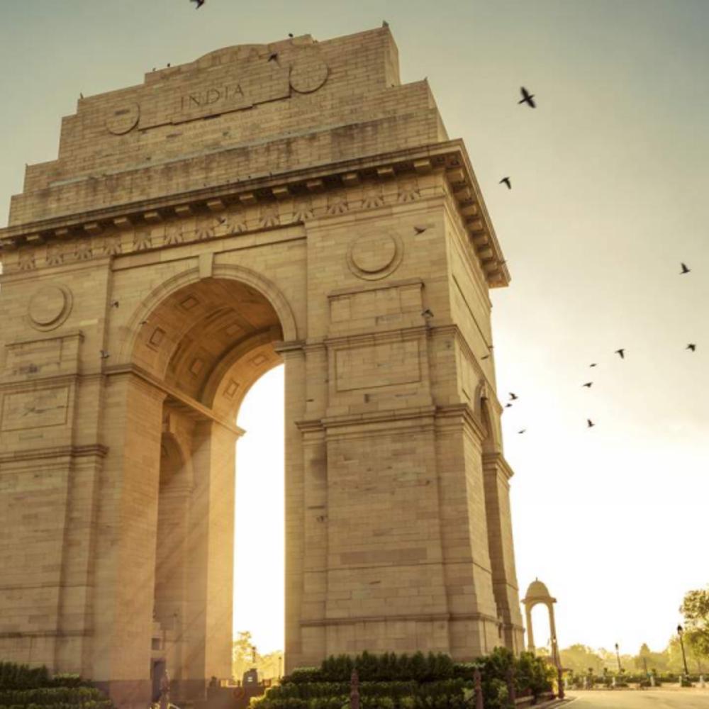 [인도] |델리| 델리 세그웨이 역사 투어 주말