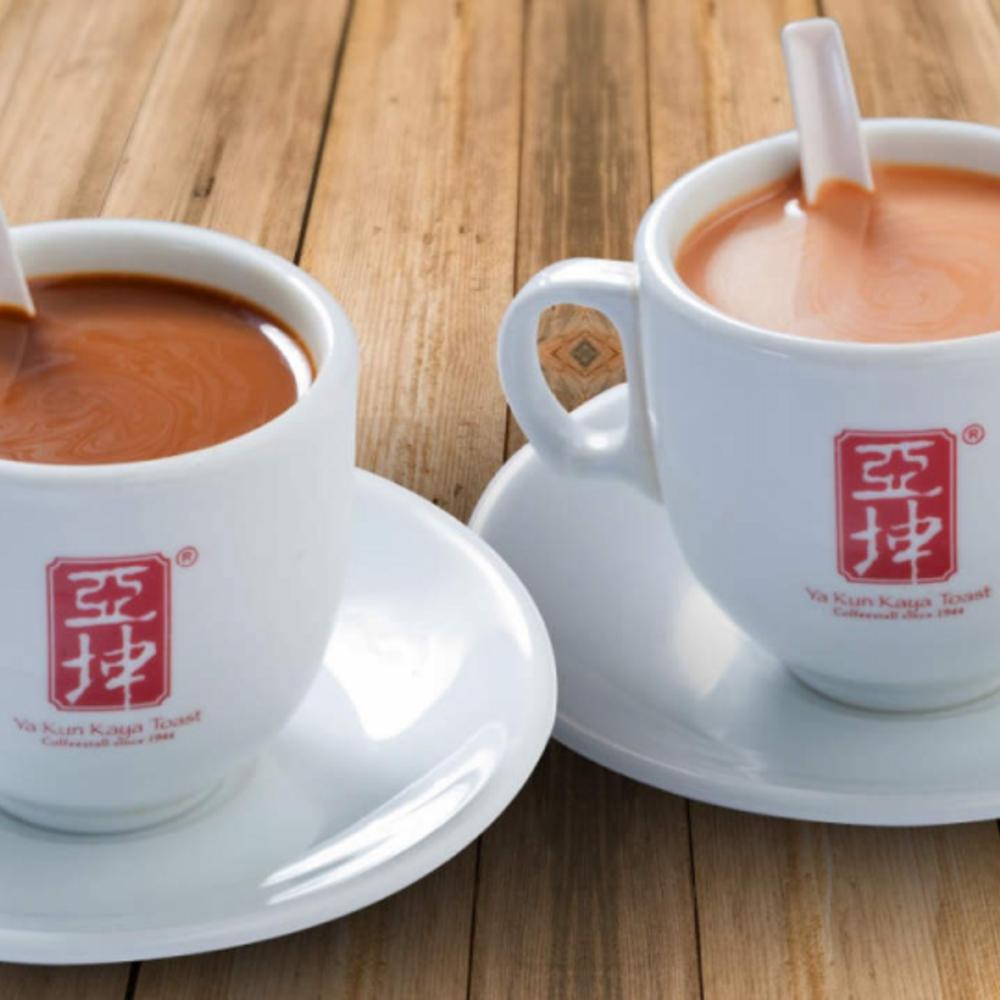 [싱가포르] |싱가포르| 야쿤카야토스트 할인 세트 [클룩 단독] 야쿤 카야 토스트 버터