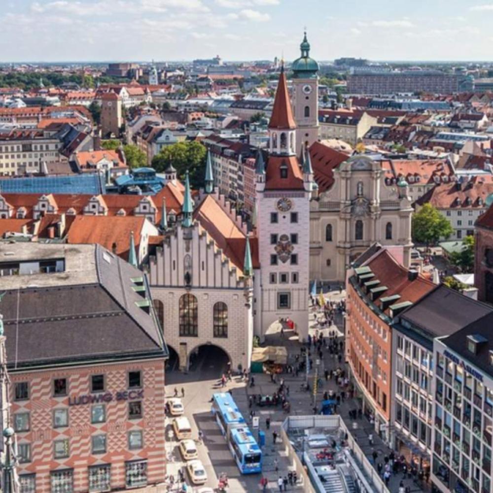 [독일]  뮌헨  뮌헨 자전거 투어 입장권