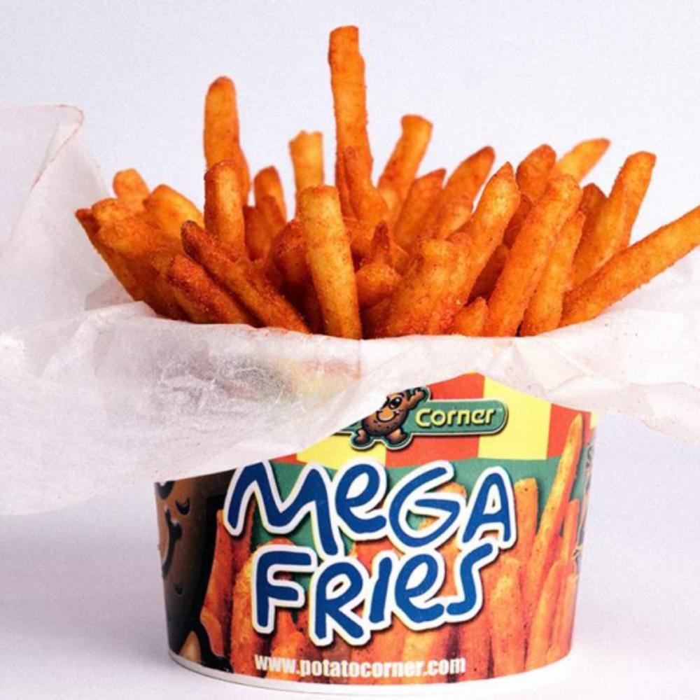 [홍콩] |홍콩| 포테이토 코너 Giga Fries (3 Flavours)