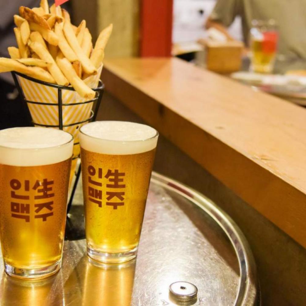 [서울]  서울  용산 열정도 감자집 감자 + 생맥주(인생맥주) 2인 세트