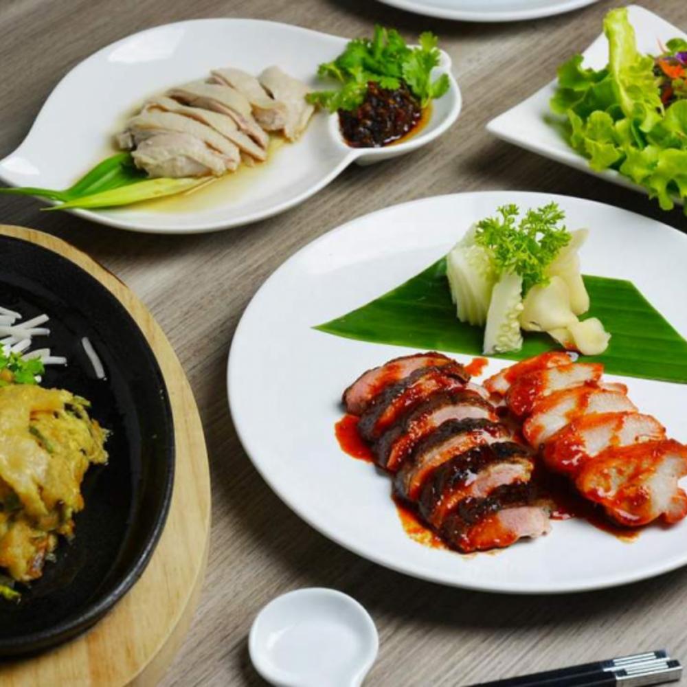 [태국] |방콕| 방콕 윈저 스위트 호텔 더 골든 팰리스 딤섬 런치 뷔페